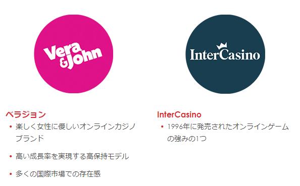 ベラジョンカジノインターカジノ
